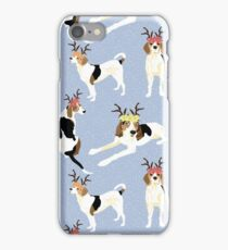 Gracie and Greta's Holiday  iPhone Case/Skin