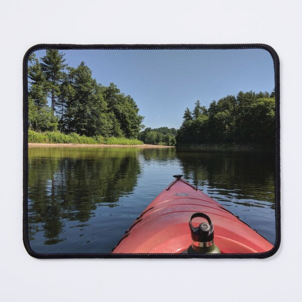 Down River Mouse Pad