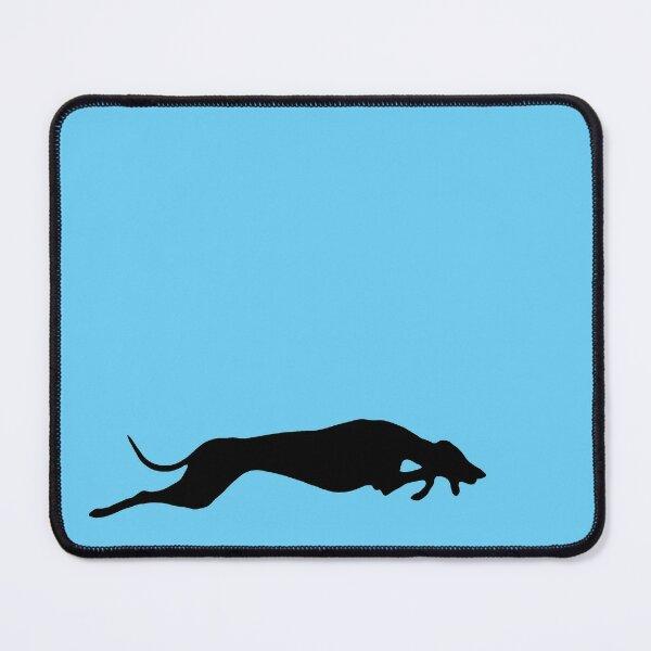 Greyhound fun run Mouse Pad
