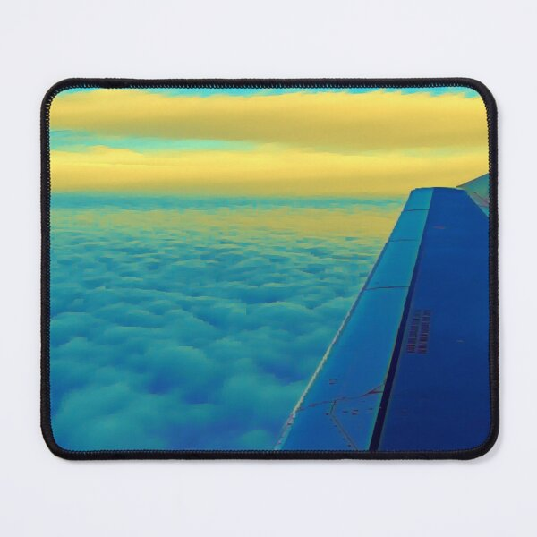 Summer Travel Mouse Pad