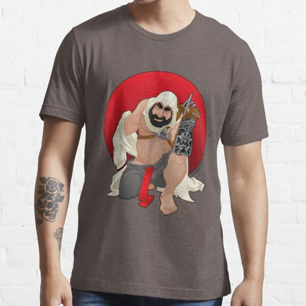 Bearhood Essential T-Shirt