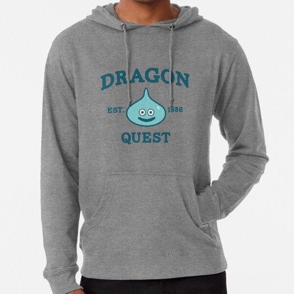 Dragon Quest Sweat à capuche léger