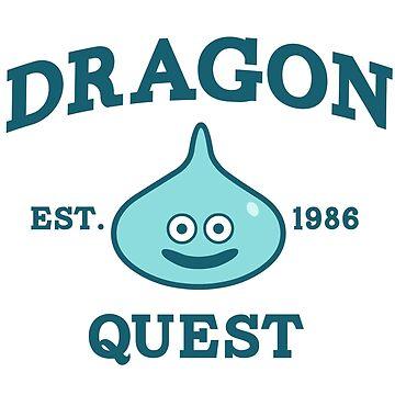 Dragon Quest by jaimeugarte