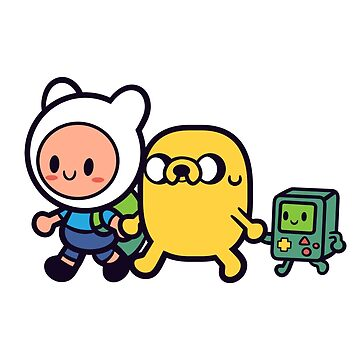 Adventure Friends by jaimeugarte