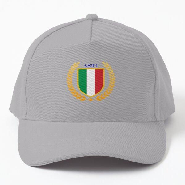 Asti Italy Baseball Cap