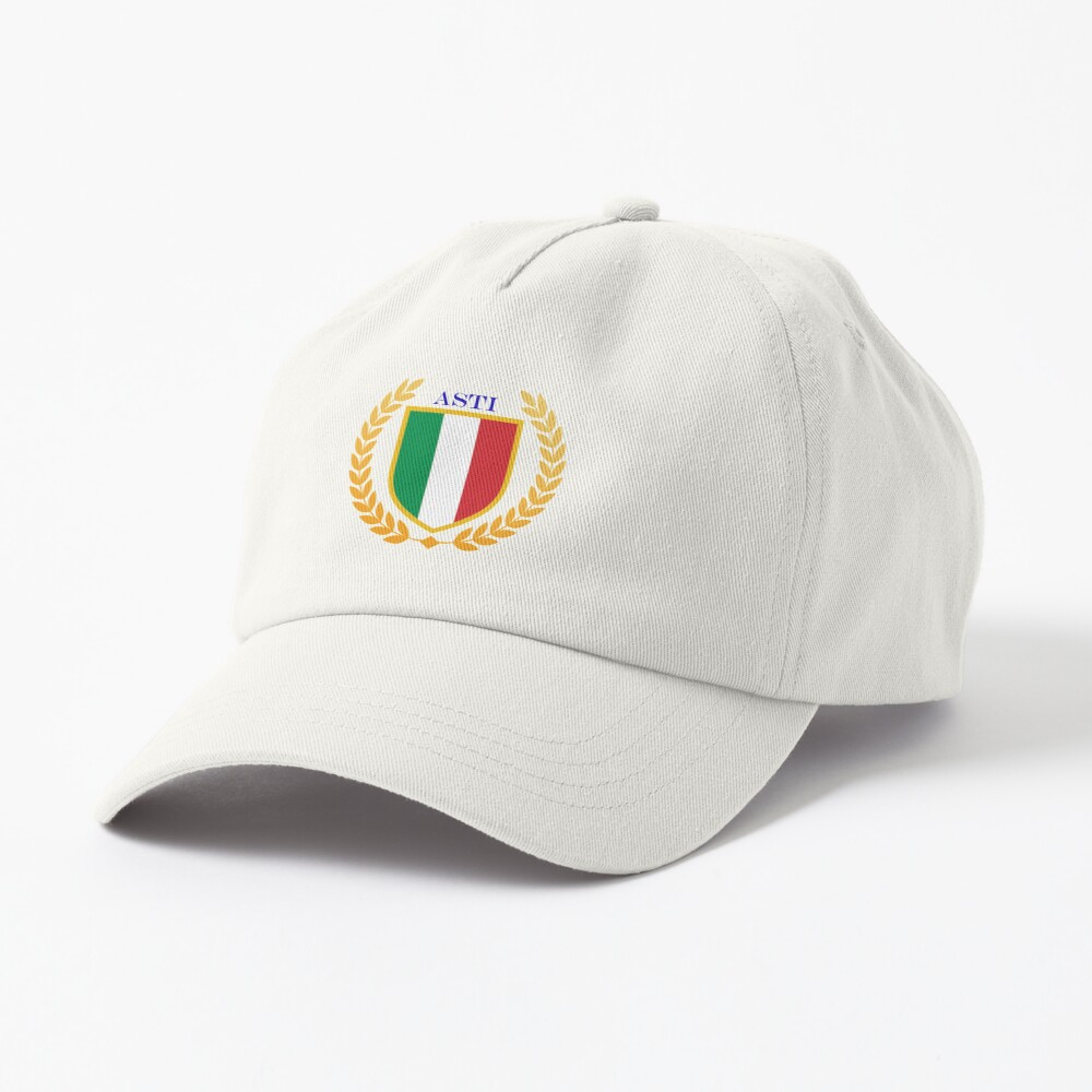 Asti Italy Cap