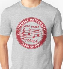Here Comes Treble Unisex T-Shirt