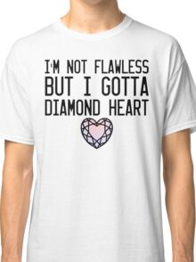 Diamond Heart Classic T-Shirt