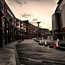 Boardwalk, Walsh Bay by andreisky