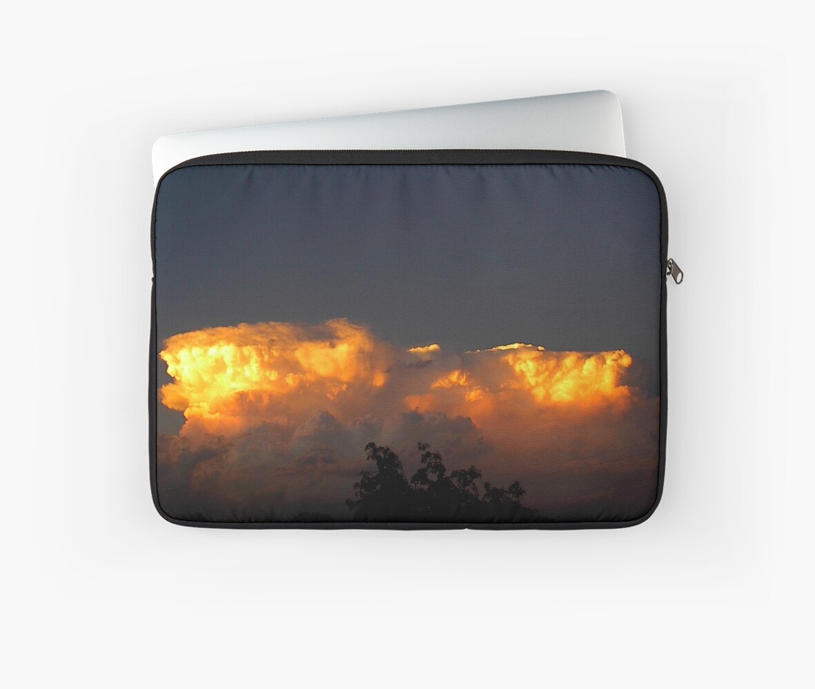 Storm Clouds by Joe Hewitt