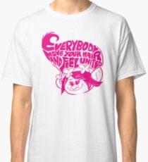 Camiseta clásica Poppy (trolls)