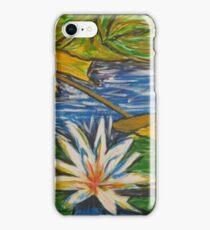 Lonely Lotus iPhone Case/Skin