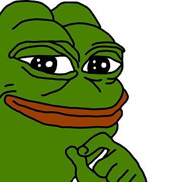 Rare Pepe by godlymagikarp