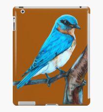 Faith is a Bluebird iPad Case/Skin