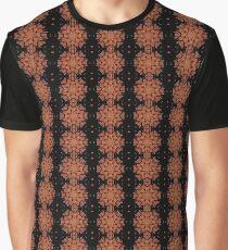 Red Petals Graphic T-Shirt