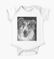 ROUGH COLLIE- Gracie One Piece - Short Sleeve