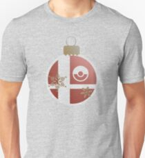 Super Smash Christmas - Pokémon Unisex T-Shirt