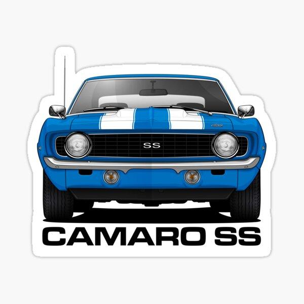 Chevrolet Camaro SS Sticker