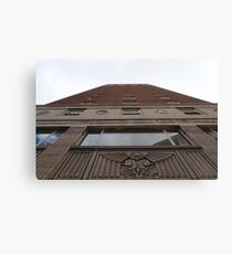 Plaza Hotel Canvas Print
