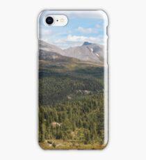 Panoramic landscape iPhone Case/Skin