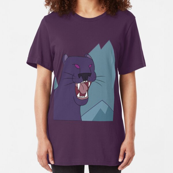 puma shirt, gravity falls Slim Fit T-Shirt