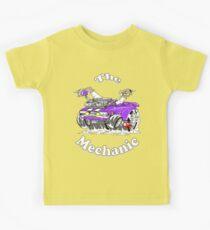 mechanic 01 Kids Tee