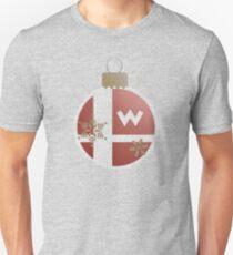 Super Smash Christmas - Wario Unisex T-Shirt