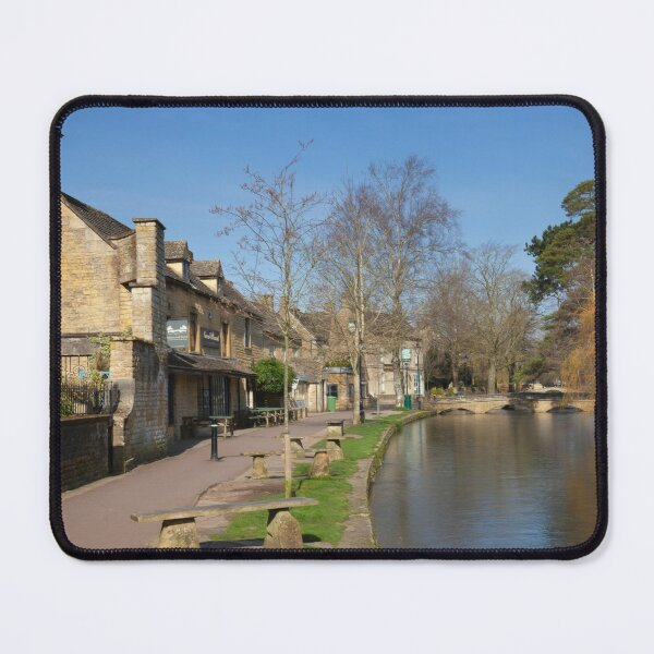 Bourton-on-the-Water Mouse Pad