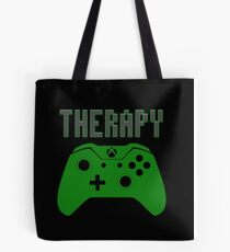 Video Game therapy Tote Bag
