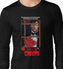 NIGHT OF THE CREEPS Long Sleeve T-Shirt