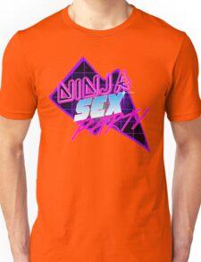 Ninja Sex Party Unisex T-Shirt