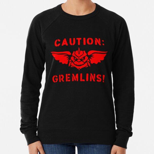 Caution: Gremlins! Lightweight Sweatshirt