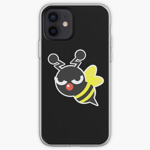 Block b - Bee Mascot iPhone Soft Case