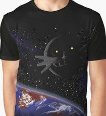 Robotnik's Death Egg Graphic T-Shirt