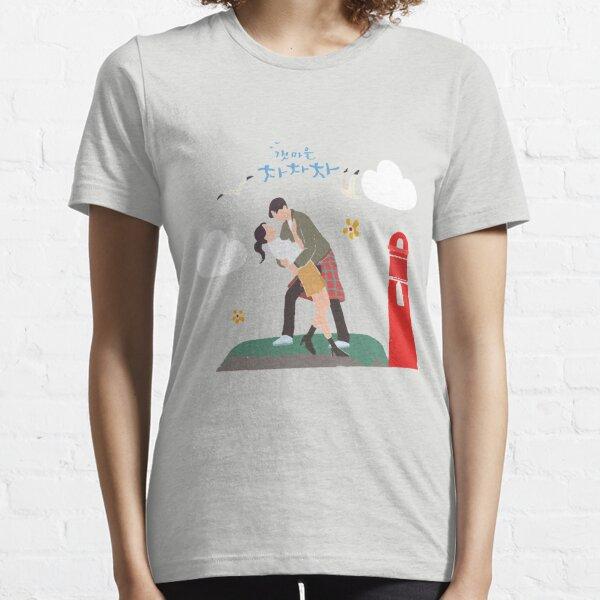 Hometown Cha Cha Cha | Shikhye Couple Essential T-Shirt