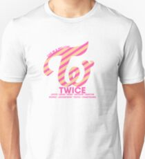 TWICE LOGO Unisex T-Shirt