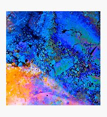Spill Photographic Print