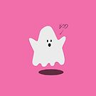 Boo - Ghost by ManlyDesign