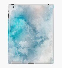 Water Color Winter iPad Case/Skin