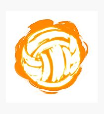 Official Monkeyknot Logo Photographic Print
