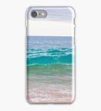 Makena Blue Wave iPhone Case/Skin