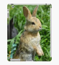 Cornellius the most entertaining bunny ever iPad Case/Skin