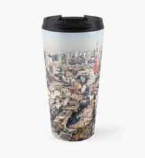 Tokyo Skyline Travel Mug