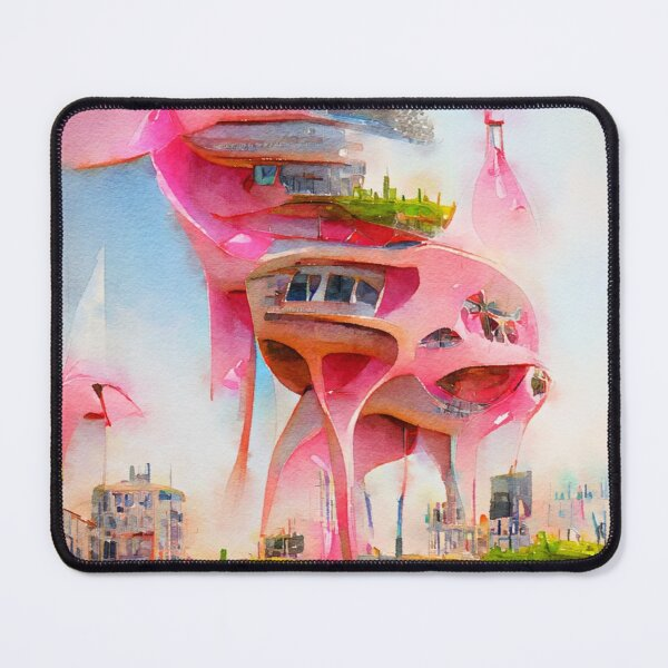 Exoplanet 001 Mouse Pad