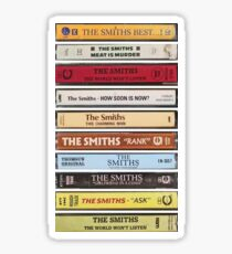 smiths tapes sticker Sticker