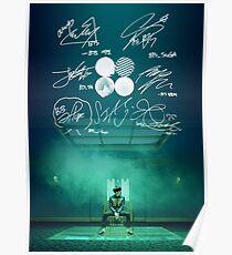 wings - min yoongi Poster
