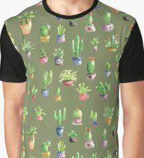 Mein kleiner grüner Kaktus Graphic T-Shirt