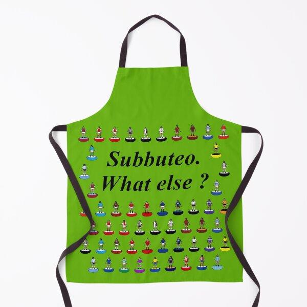 Subbuteo What else? Apron