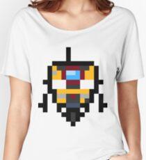 Pixel Claptrap Women's Relaxed Fit T-Shirt