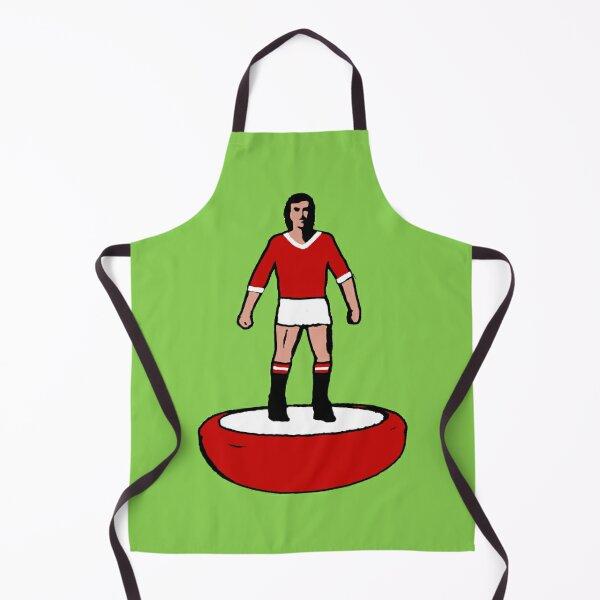 Subbuteo Player Manchester United vintage Apron
